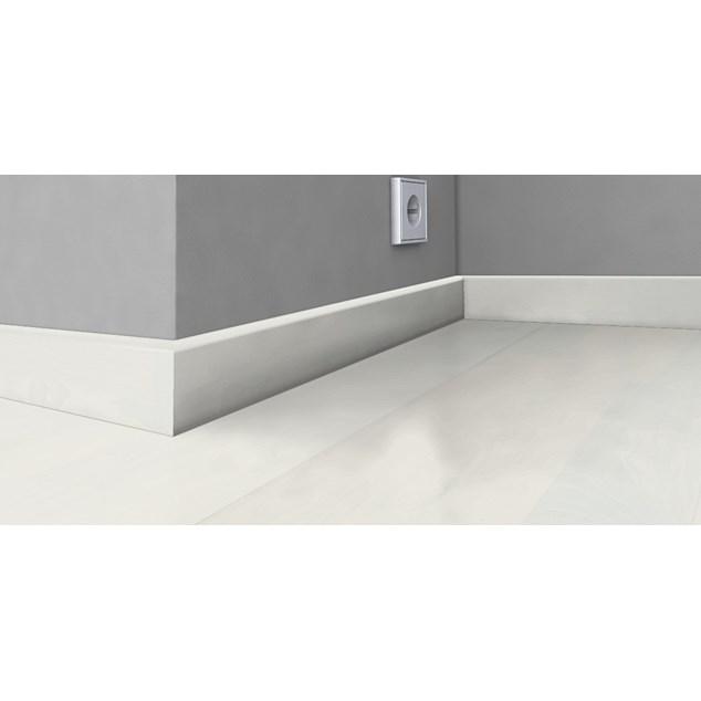 Kährs Fodliste Finer 16x60 mm - Ask Alabaster/Eg Cancun/hvid MDF