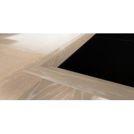 Kährs Massiv Niveauliste 58x20 mm til 14-20 mm inkl underlag  - Eg Cirrus/Palazzo Bianco