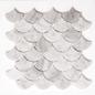 Arredo Carrara Fishtail 55x70mm (300x300) - Poleret Marmor