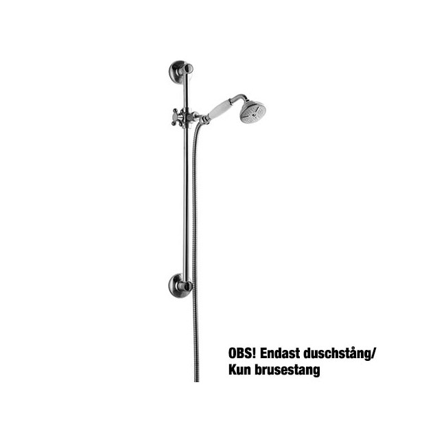 Brusestang Tapwell Classic ZSAL 021 Krom