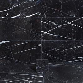 Arredo Marmor Nero Marquina Polerad 152x152mm