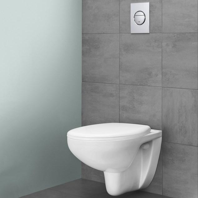 Grohe Væghængt Toilet Bau Ceramic 39427