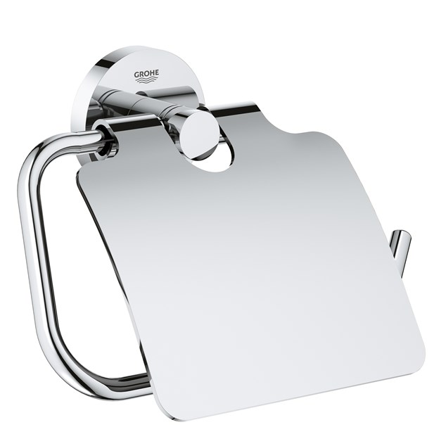 Grohe Toiletpapirholder Essentials Med Låg