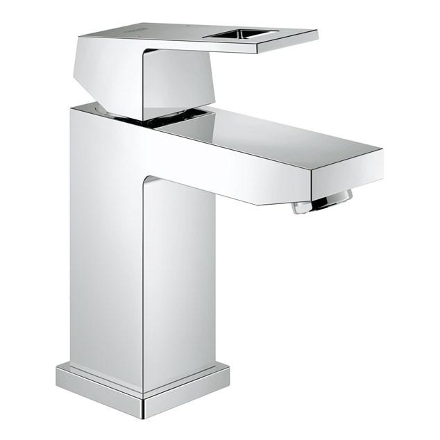 Grohe Håndvaskarmatur Eurocube 23132 uden Bundventil med EcoJoy