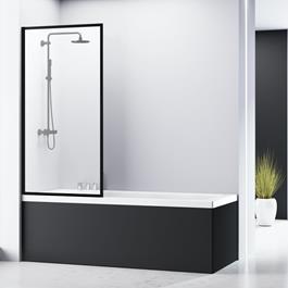 Bathlife Badkarsvæg Profil - Sort