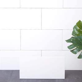 Arredo Vægflise Polar Hvid Mat 300x600 mm