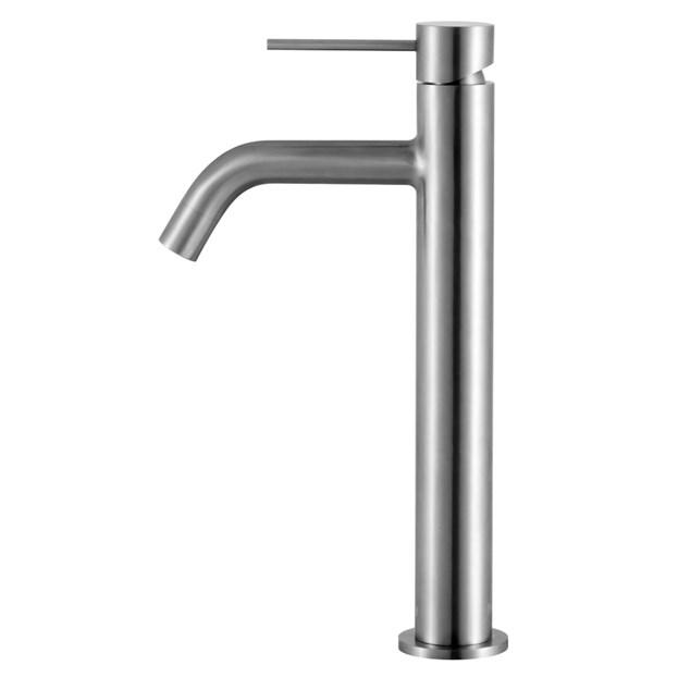 Håndvaskarmatur Primy Steel Voyage High