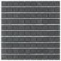 Arredo Klinker Quartz Black Mosaic 28x28 mm (300x300)