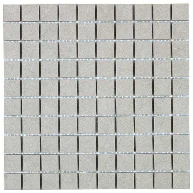 Arredo Klinker Quartz Grey Mosaic 28x28 mm (300x300)