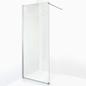 Arredo Brusevæg Filippa 900 Clear Shield Klart Glas
