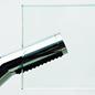 Duschbyggarna Brusehjørne Corny De Luxe 900X900 Krom Klart Glas