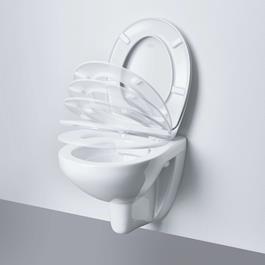 Grohe Toiletsæde Euro Ceramic 39330 Soft Close Hårdt Sæde