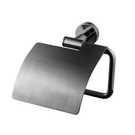Toiletpapirholder Tapwell TA236 Black Chrome