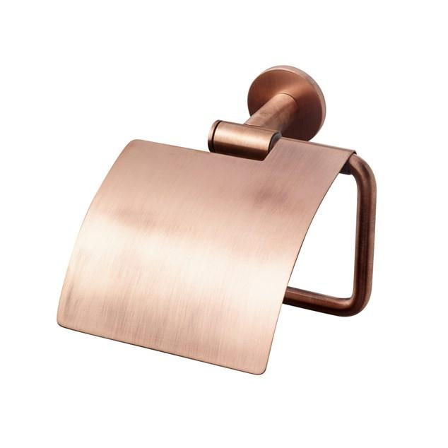 Toiletpapirholder Tapwell TA236 Kobber