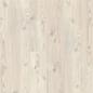Laminatgulv Pergo Domestic Extra Classic Plank 1-stav Hvid Fyr