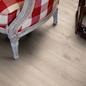 Laminatgulv Pergo Longplank 4V Grey Oak Planke 1-stav - Living Expression