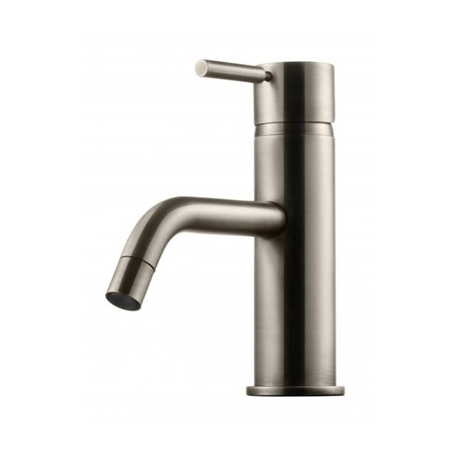 Håndvaskarmatur Tapwell EVO EVM 071 Brushed Nikkel