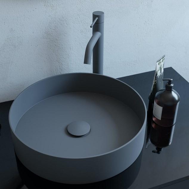 Håndvaskarmatur Primy Steel Voyage High Scrap