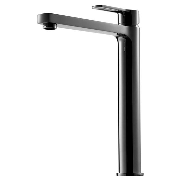 Håndvaskarmatur Tapwell RIN081 Black Chrome