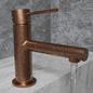 Håndvaskarmatur Primy Steel Vertex Amber