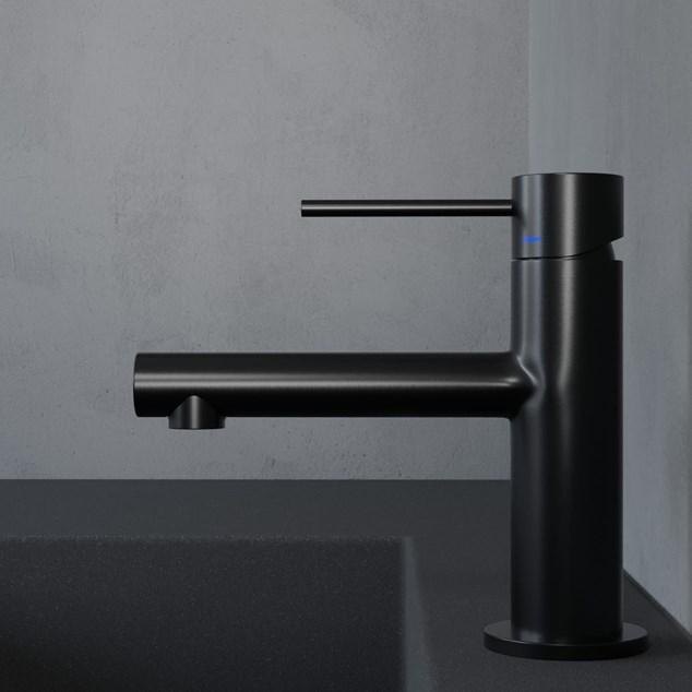 Håndvaskarmatur Primy Steel Vertex Shadow