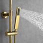 Bathlife Takduschset Välla med Badkarspip