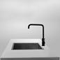 Køkkenarmatur Primy Steel Square Shadow