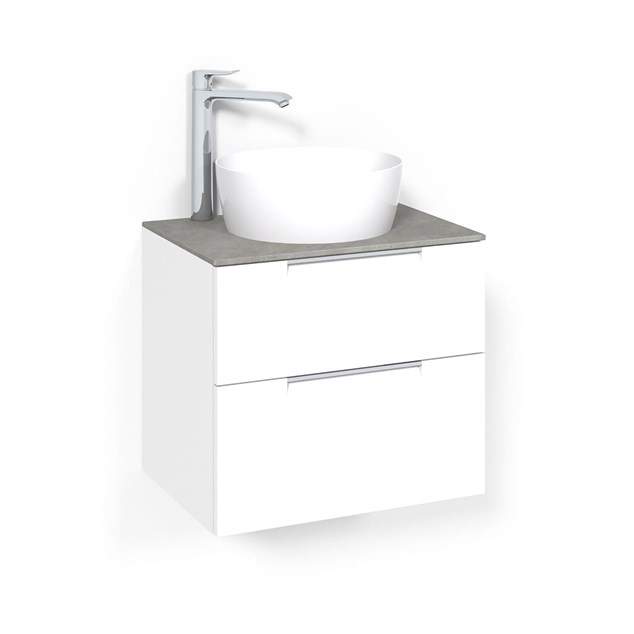 Macro Design Vaskeskab Crown Med Fritstående Håndvask