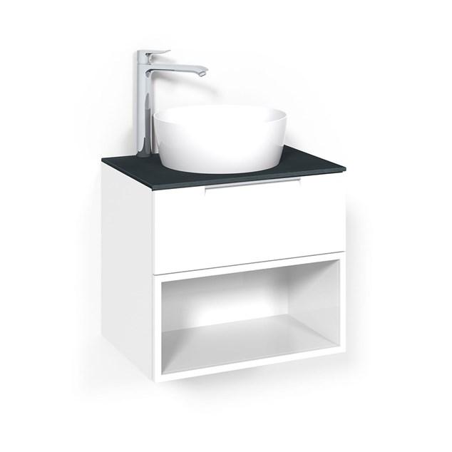 Macro Design Vaskeskab Crown Open Box Fritstående Håndvask