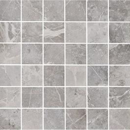 Mosaik BricmateM0505 Grey Fleury Honed 50x50 mm