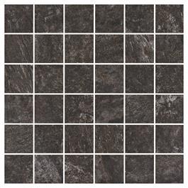 Mosaik BricmateD0505 Quartzit Black 50x50 mm