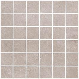 Mosaik BricmateK0505 Cement Grey 50x50 mm