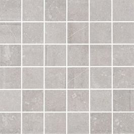 Mosaik BricmateJ0505 Limestone Light Grey 50x50 mm