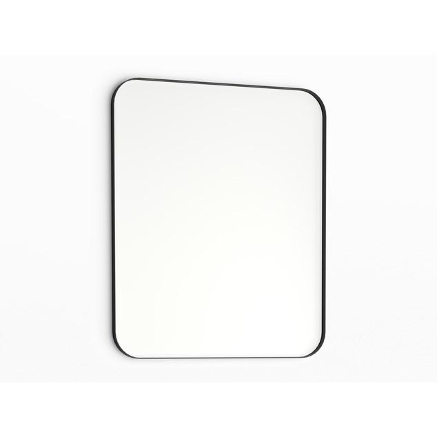 Vedum Roxen 600 Sort Metal - Spejl