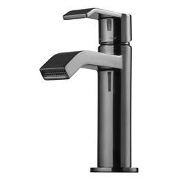 Håndvaskarmatur Tapwell Vicco VIC071 Black Chrome