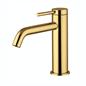 Håndvaskarmatur Arredo Logica Guld