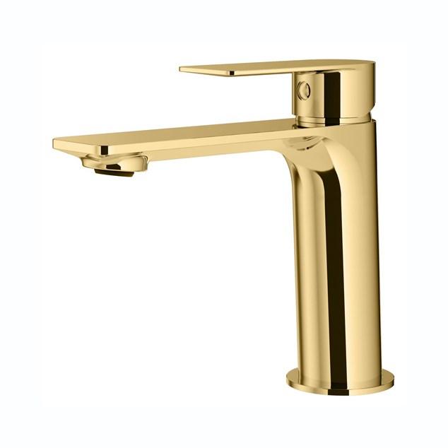 Håndvaskarmatur Arredo Arya Guld