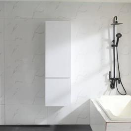Bathlife Sideskab Bahtlife Lättsam Hvid Eg