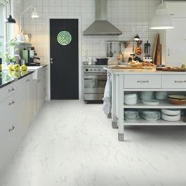 Vinylgulv Pergo Tile Italian Marble Optimum