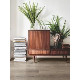 Laminatgulv Pergo Domestic Extra Mountain Grey Oak Plank