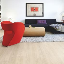 Laminatgulv Pergo Classic Plank Beige Sand Oak