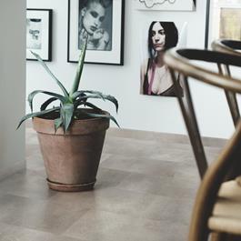 Vinylgulv Pergo Rigid Click 2.0 Aura Pro Concrete Stone