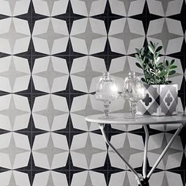 Klinker Fioranese Cementine Black & White 1