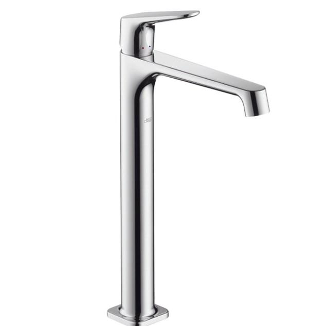 Hansgrohe Håndvaskarmatur uden Løft-op ventil Axor Citterio M Høj