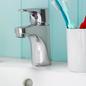 Gustavsberg Håndvaskarmatur Nautic med Bundventil med prop og si