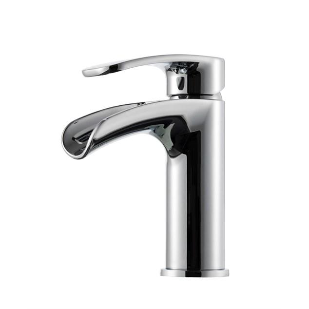 Håndvaskarmatur Tapwell EVO070 Waterfall Krom