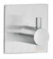 Beslagsboden Design Enkelkrog 45X45mm Selvklæbende