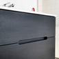 Hafa Sun Skab med Håndvask 600 Compact Sort Eg