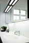 Vedum Belysning Spejlskab Flow LED 1500 Hvid Ask