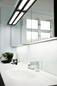 Vedum Belysning Spejlskab Flow LED 1500 Sort Ask